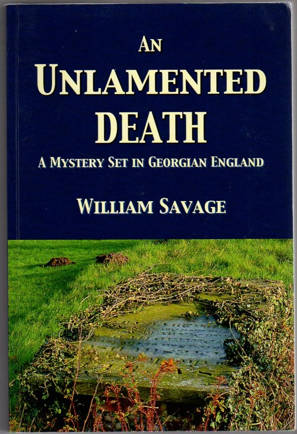 Image for An Unlamented Death: A Mystery set in Georgian England
