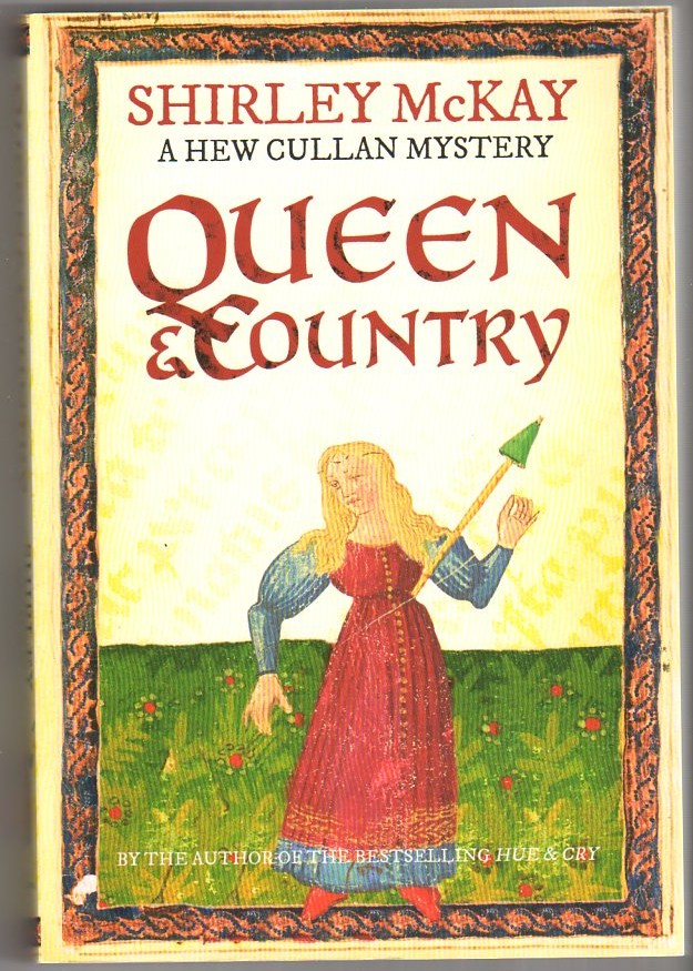 Image for Queen and Country: A Hew Cullan Mystery