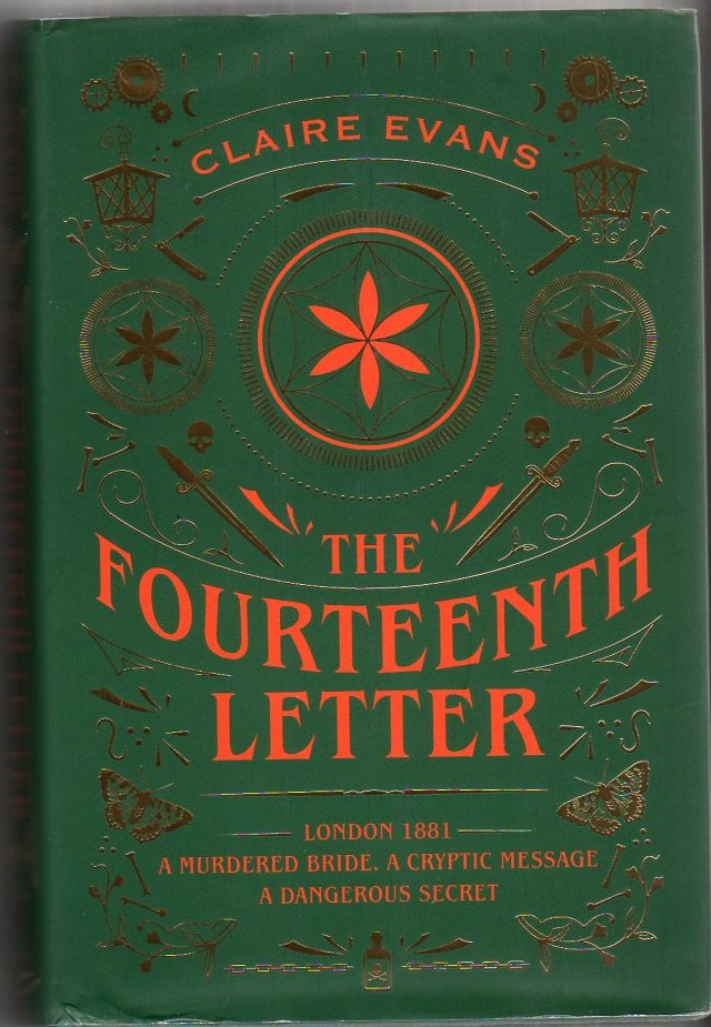 Image for The Fourteenth Letter