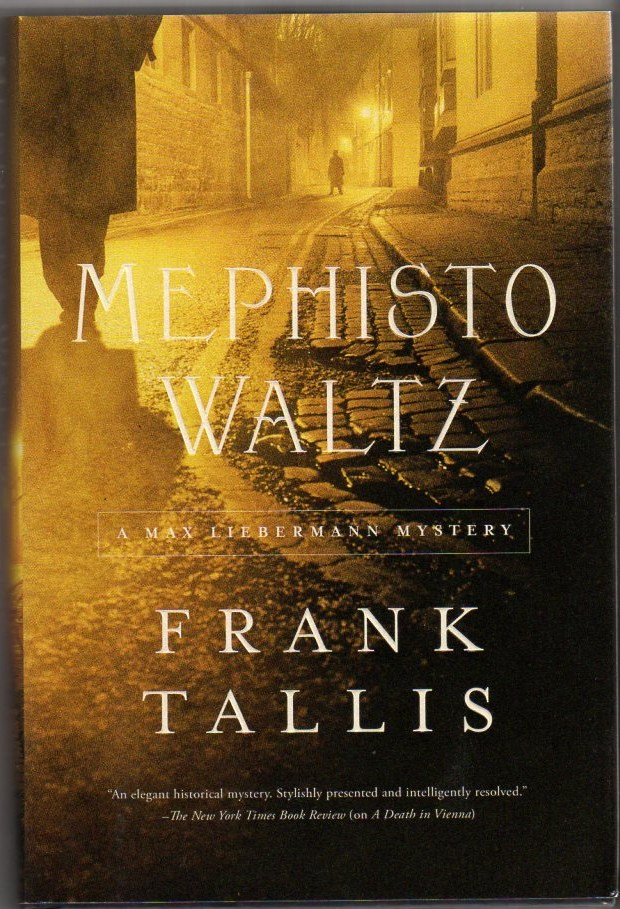 Image for Mephisto Waltz: A Max Liebermann Mystery