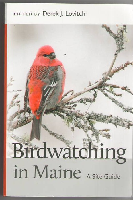 Image for Birdwatching in Maine: A Site Guide