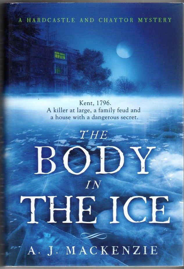 Image for The Body in the Ice