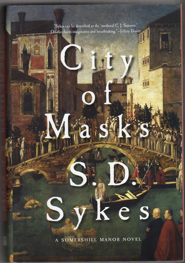 Image for City of Masks: A Somershill Manor Mystery