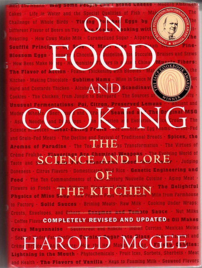 Image for On Food and Cooking: The Science and Lore of the Kitchen