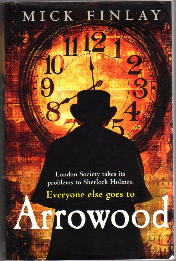 Image for Arrowood