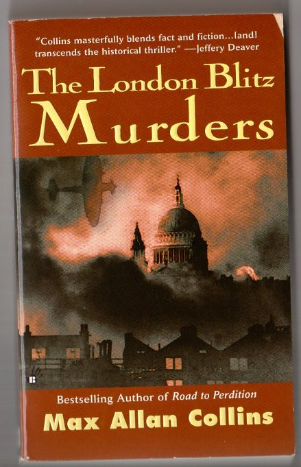 Image for The London Blitz Murders
