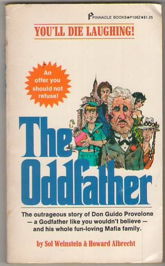 Image for The Oddfather