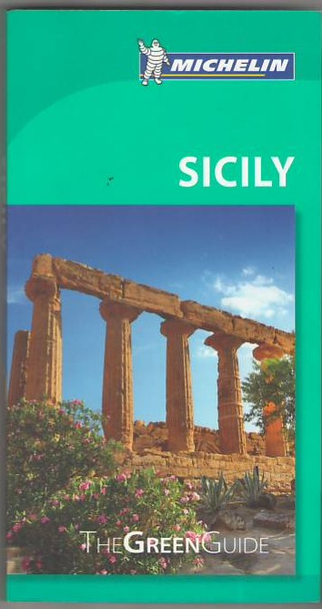 Image for Michelin Green Guide Sicily