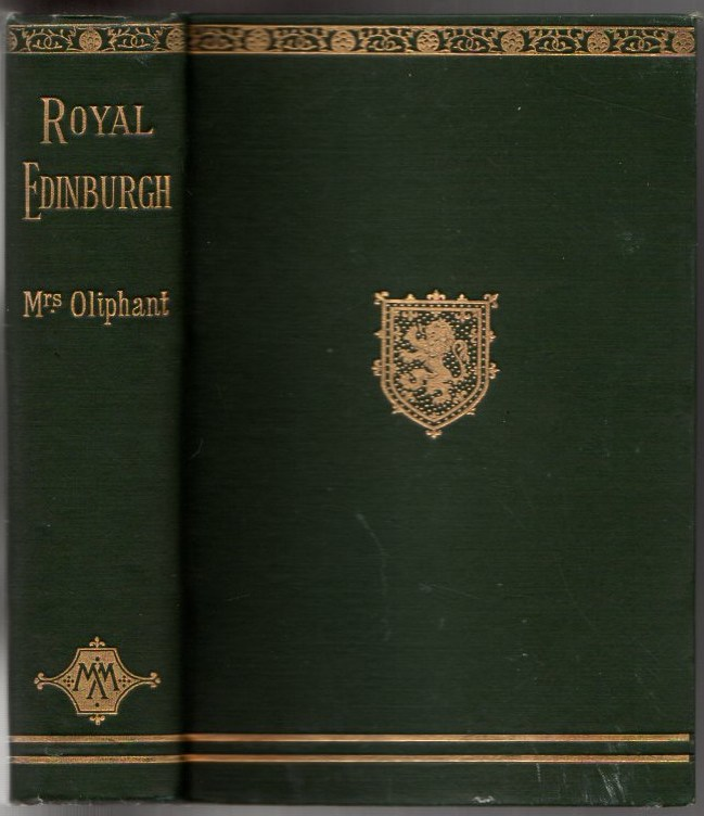 Image for Royal Edinburgh: Her Saints, Kings, Prophets and Poets