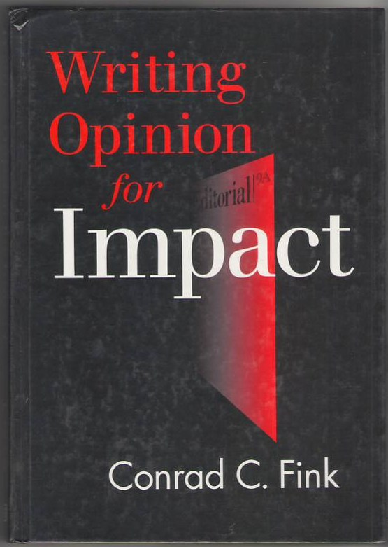 Image for Writing Opinion for Impact