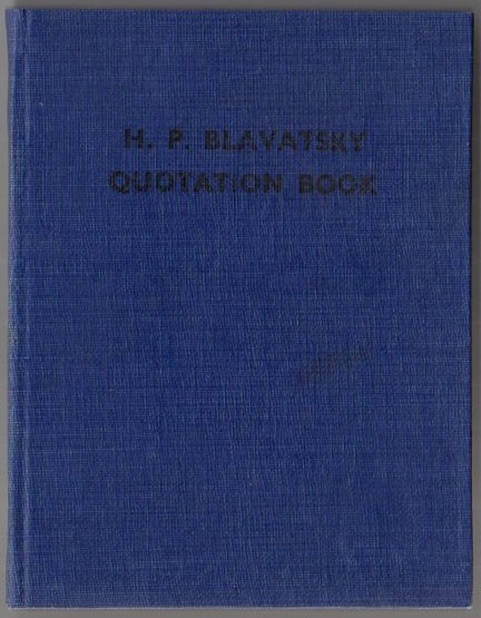 Image for Quotation Book