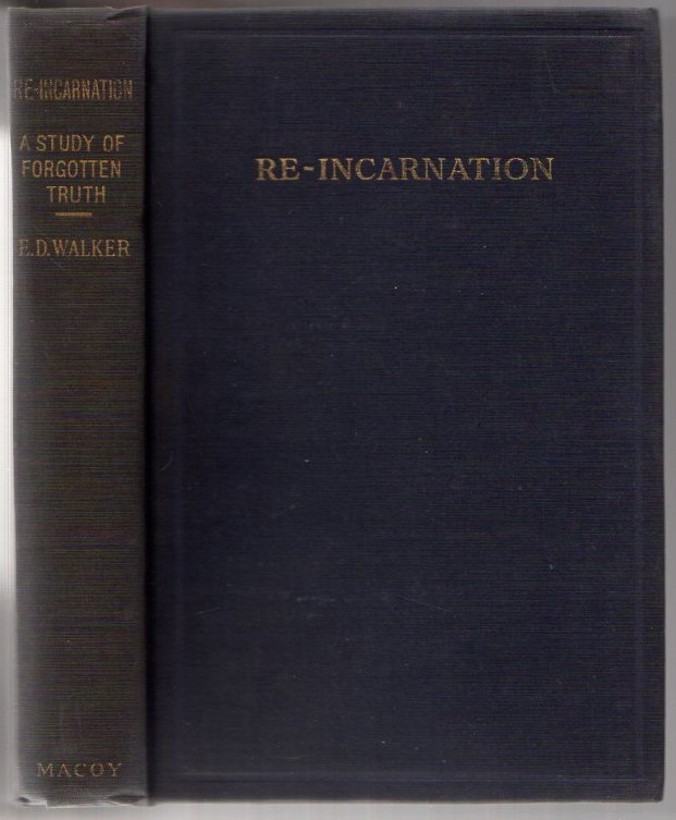 Image for Reincarnation: A Study of Forgotten Truth