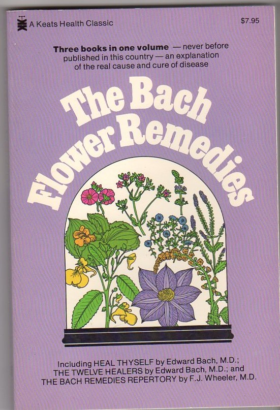 Image for The Bach Flower Remedies