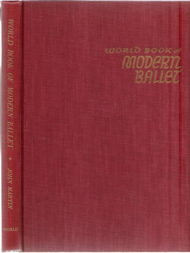 Image for World Book of Modern Ballet