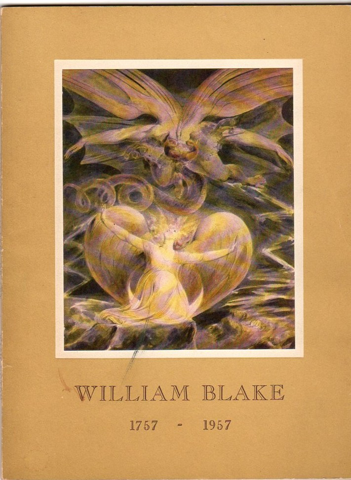 Image for The Art of William Blake: Bi-Centennial Exhibition