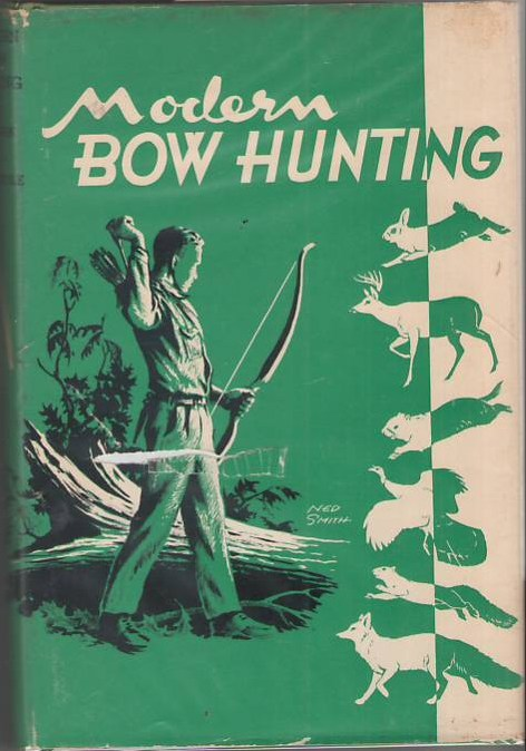 Image for Modern Bow Hunting