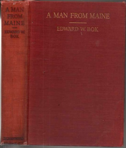 Image for A Man From Maine