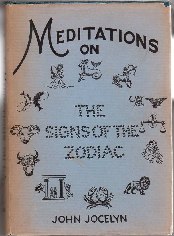 Image for Meditations on the Signs of the Zodiac