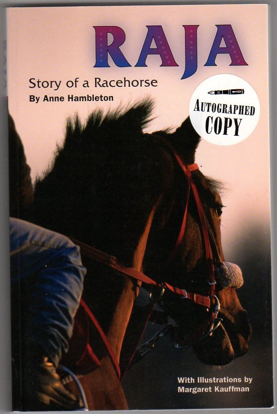 Image for Raja: Story of a Racehorse
