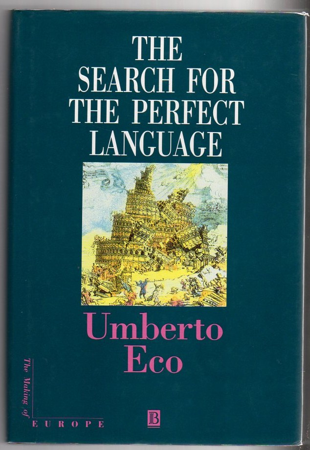 Image for The Search for the Perfect Language