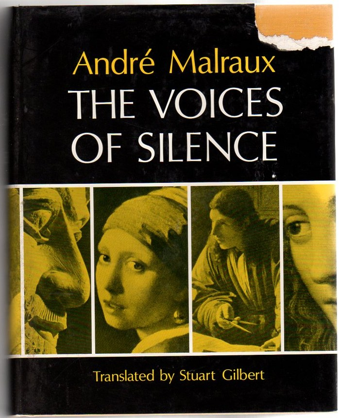 The Voices of Silence: Man and his Art. (Abridged from The Psychology of Art) (Bollingen Series (General))