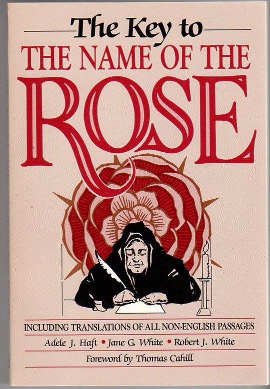 Image for The Key to The Name of the Rose