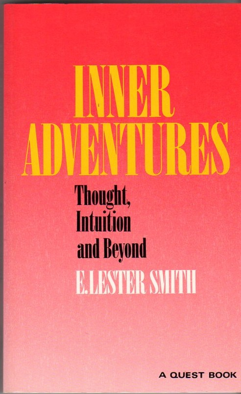 Image for Inner Adventures: Thought, Intuition and Beyond