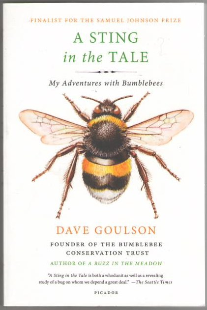 Image for A Sting in the Tale: My Adventures with Bumblebees