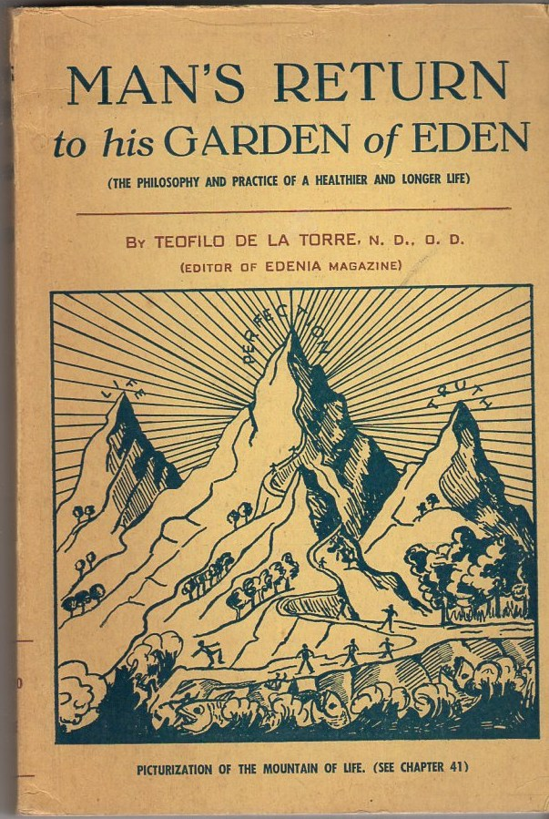 Image for Man's Return to His Garden of Eden