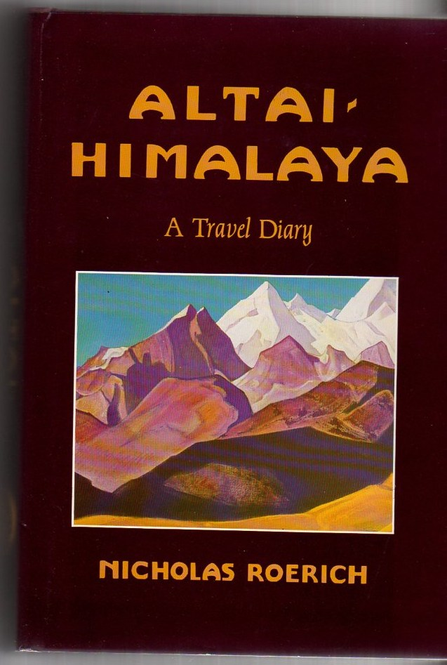 Image for Altai-Himalaya: A Travel Diary