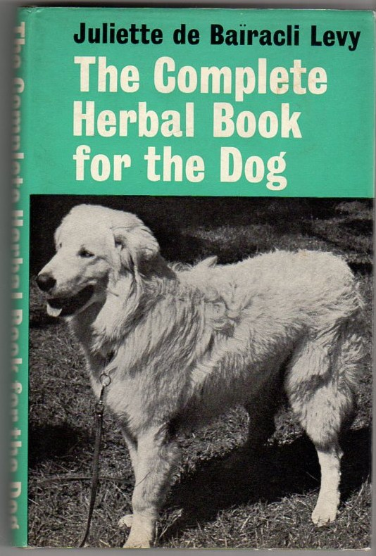 Image for The Complete Herbal  Book for the Dog