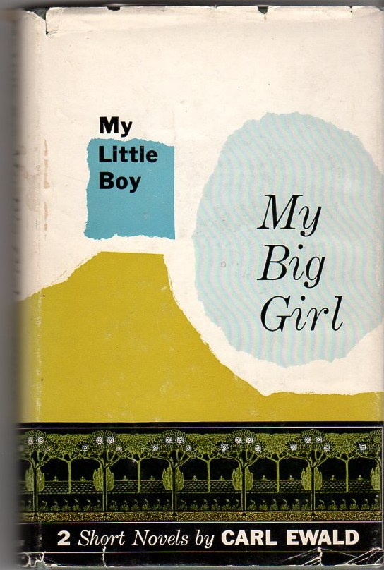 Image for My Little Boy - My Big Girl