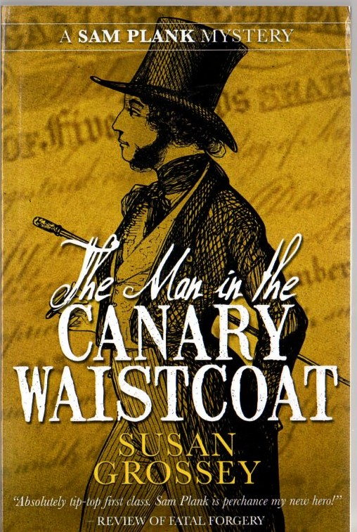 Image for The Man in the Canary Waistcoat