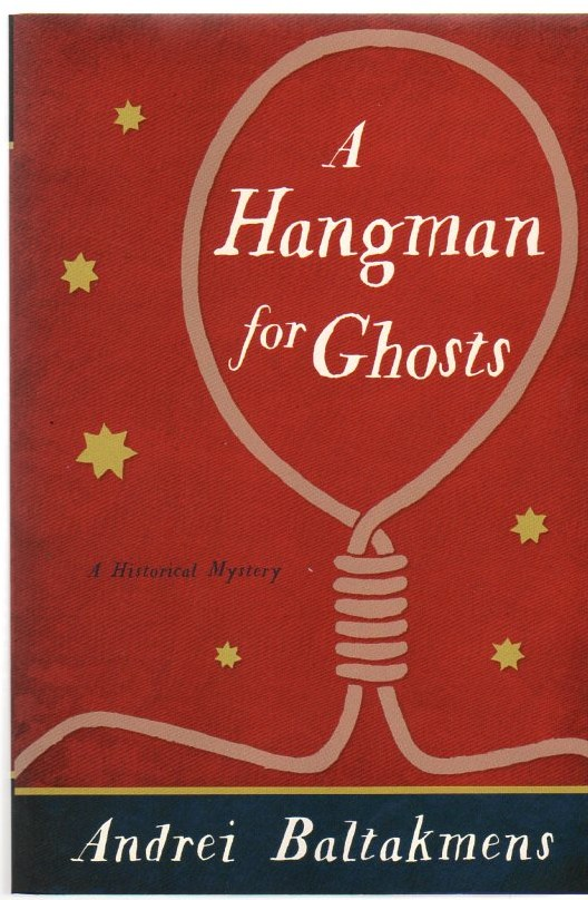 Image for A Hangman for Ghosts