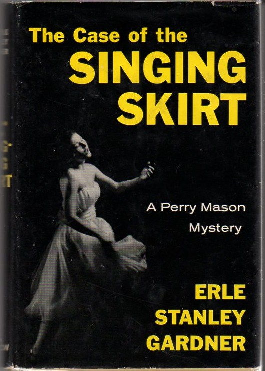 Image for The Case of the Singing Skirt