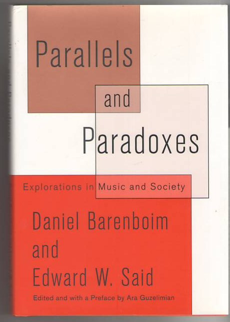 Image for Parallels and Paradoxes: Explorations in Music and Society