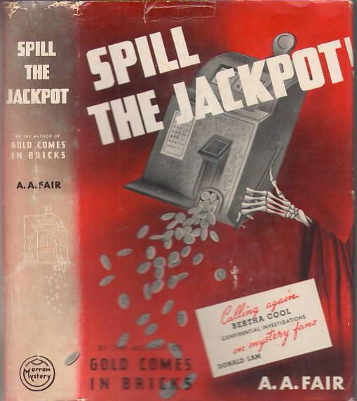 Image for Spill the Jackpot