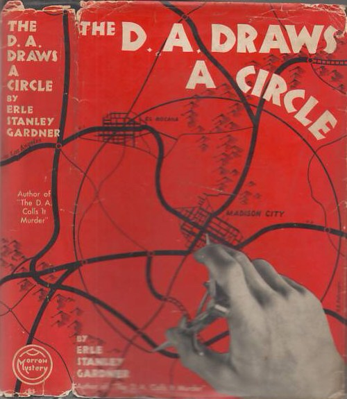 Image for The D. A. Draws a Circle