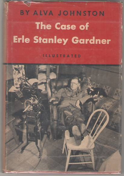 Image for The Case of Erle Stanley Gardner