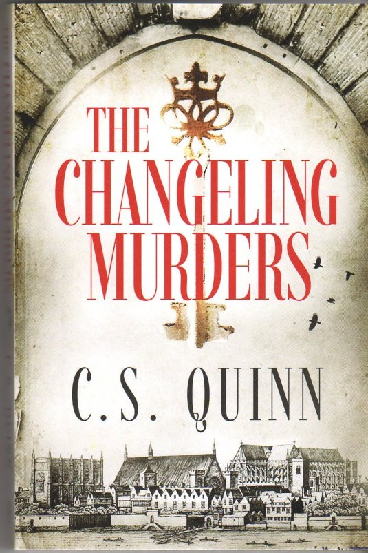 Image for The Changeling Murders (The Thief Taker)