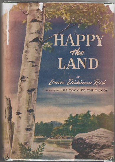 Image for Happy the Land