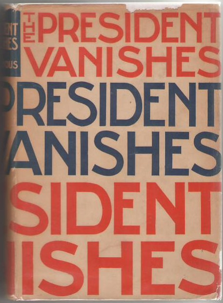 Image for The President Vanishes