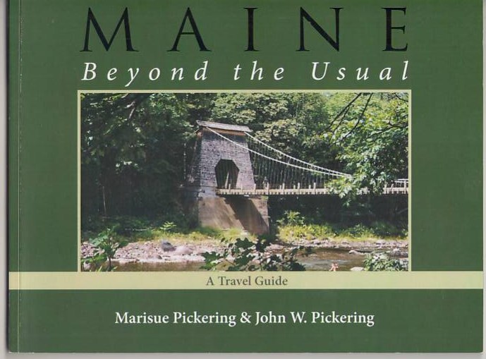 Image for Maine Beyond the Usual: A Travel Guide