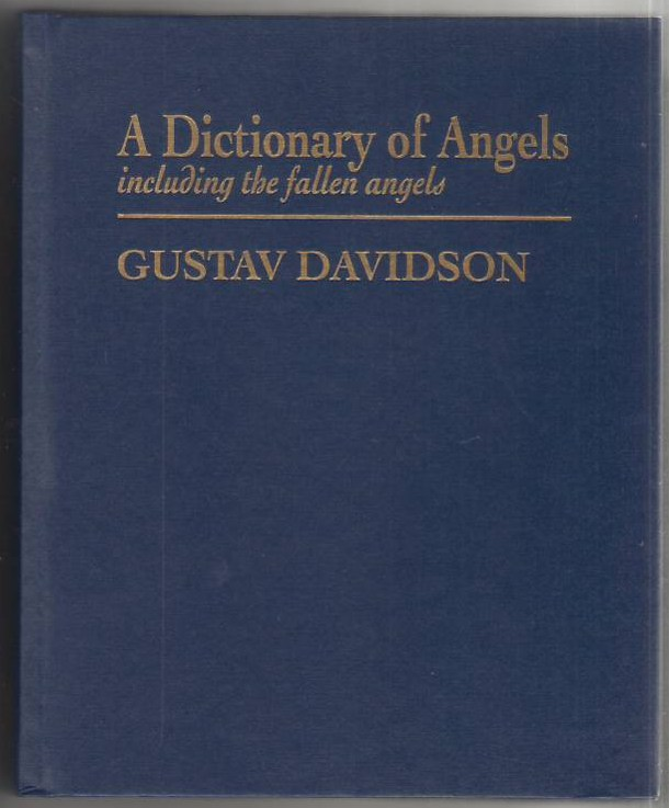Image for A Dictionary of Angels Including the Fallen Angels
