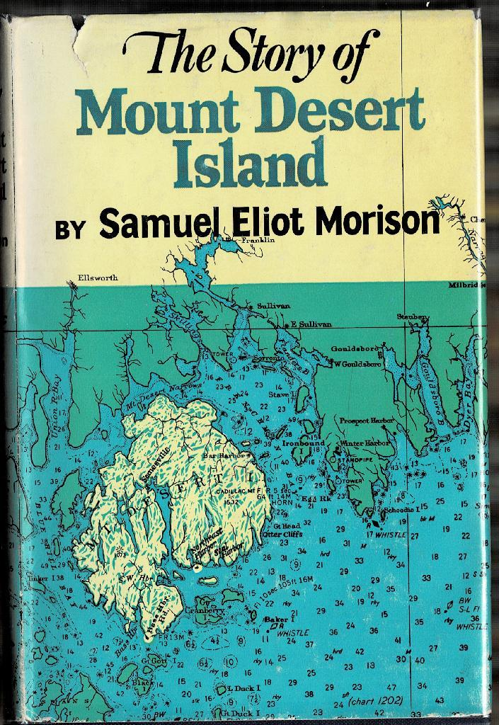 Image for The Story of Mount Desert Island