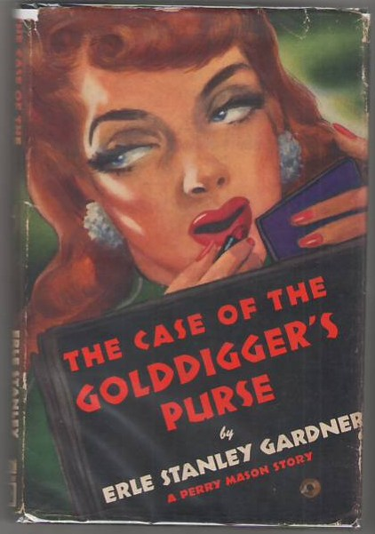 Image for The Case of the Golddigger's Purse