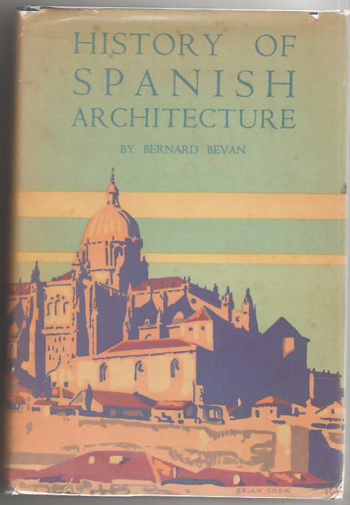Image for History of Spanish Architecture