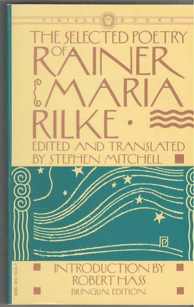 Image for The Selected Poetry of Rainer Maria Rilke