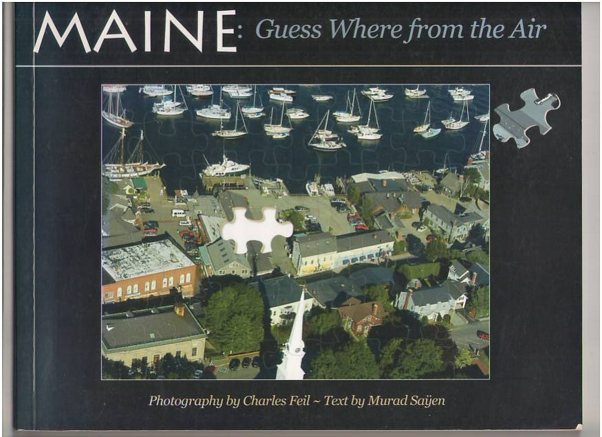 Image for Maine: Guess Where from the Air