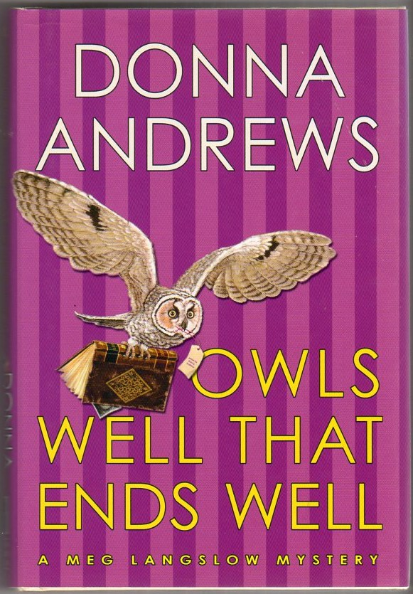 Image for Owls Well That Ends Well
